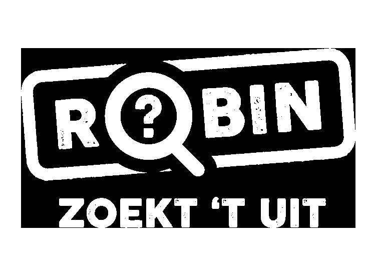 Robin zoekt het uit